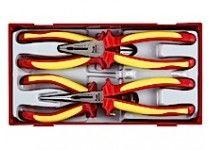 4 delers Tangsett 1000 volt Teng Tools TTV440