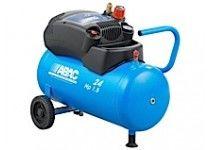 ABAC 1,5 - 24 l   Stempelkompressor direktedrevet oljefri