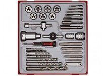 34 delers Gjengesett Teng Tools TTDTD34