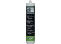 Akryl flex 5, hvid, 300ml