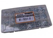 HERO Skive Sortiment 630 stk