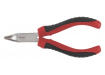Elektronik Spidstang bøjet 125 mm