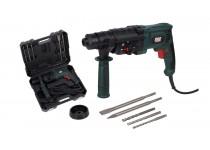 POWP3010 Borhammer 800 watt inkl bor og meisler Powerplus