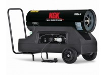Mizar 20 rustfri Varmeaggregat diesel KGK