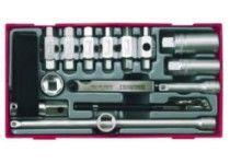 TTOS16 16 deler Oljeservicesett Tengtools