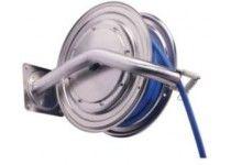 Rfr800186 Slangetrommel rustfri for vann
