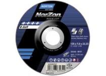 125x4,0x22 Navrondell for vinkelslipemaskiner Norton Norzon Quick Cut