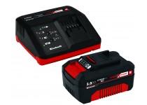 Power X-change startpakke med lader og batteri 18 V 3,0 Ah P-X-C