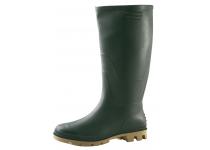 Støvle PVC u/sikkerhed grøn