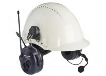 Høreværn litecom pmr466 hjelm