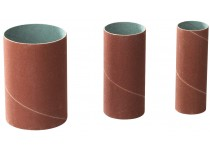 Sanding sleeve set diam. 6/9/12/15/19/25/38/50/75/100 (each 2 pcs.)