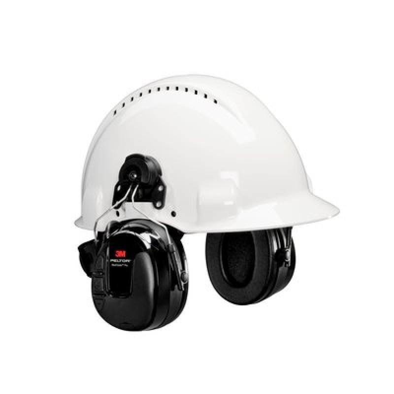 3M Peltor Work Tunes FM-radio - til hjelm