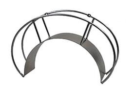 Hero-Tools Slangeholder galvaniseret