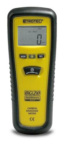 BG20 CO måler