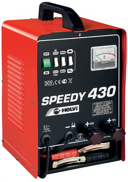 Kgk Speedy 430 Batterilader
