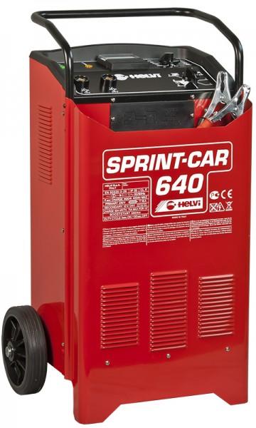 Kgk Sprint-Car 640 Batterilader