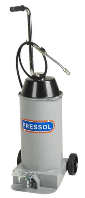 Pressol Fedtpumpe mobil 17 793