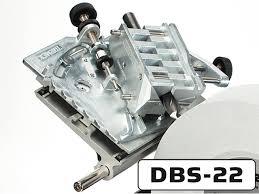 Tormek DBS-22 slibeholder til bor